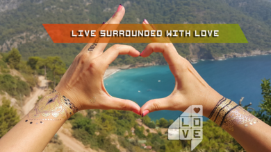 surrounded-love
